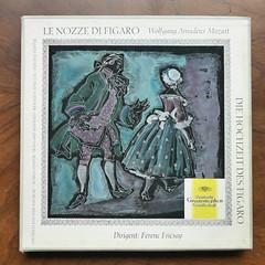 Mozart - Le Nozze di Figaro - Dietrich Fischer-Dieskau Bariton, Maria Stader, Irmgar