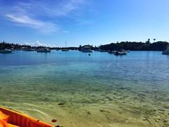Bay (brooke_wanders) Tags: ocean travel vacation sun beach nature sunshine boats island bay boat sand salt somerset wanderlust adventure bermuda sandys