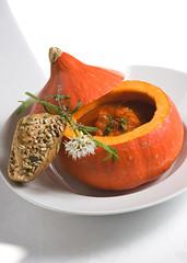 Galerie-Neu (Markus Koepf) Tags: essen suppe kürbis nahrung gesund speisen ernährung kürbissuppe