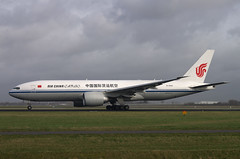 B777 B-2093 Air China Cargo (Avia-Photo) Tags: amsterdam plane airplane airport pentax aircraft aviation jet aeroplane cargo airline boeing airlines flugzeug schiphol ams airliner avion airliners freighter widebody eham planespotting boeing777 aviacion luftfahrt spotter polderbaan