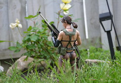 Sexy Sniper (FOXHOUNDS_FINEST) Tags: slr scale soldier toys actionfigure photography nikon quiet snake military v fox sniper patriots dslr squareenix metalgear konami foxhound solidsnake metalgearsolid bigboss snakeeater toyphotography nakedsnake peacewalker sniperwolf playartskai thephantompain venomsnake militairessansfrontires