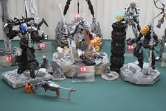 Some demons (mbr) Tags: lego demon bionicle moc afol