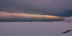 2016 03 ICELAND Sud mountains sunset 2 (AKAMASSI) Tags: sunset sky sun mountain snow canon iceland scandinavia tamron scandinavie pierremichel canon5dmarkiii lostworldpics lostwordlpics pierremichelphotography