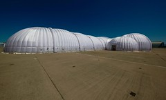 The Solar Impulse pop-up workshop at NASA Ames (jurvetson) Tags: 2 solar hangar nasa ames andr pilot prep impulse borschberg