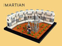 The Martian (Disco86) Tags: movie lego mark potato martian watney