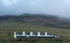 Moderne apartment buildings (Jaedde & Sis) Tags: architecture buildings suburban moderne faroeislands trshavn