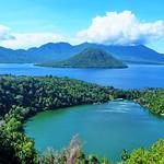 Laguna Lake, Ternate Island North Moluccas Indonesia thumbnail