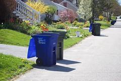 Curbside Composting - South Portland, ME (garbagetogarden) Tags: food portland education maine soil waste sustainability composting curbsidecomposting garbagetogarden compostpickup