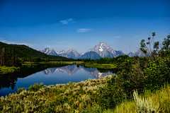 Grand Teton National Park (judyhorton) Tags: mountains nature reflections landscape nationalpark grandtetons peaks grandtetonnationalpark photographyofjudyhorton fotoeffectsphotography judyhorton