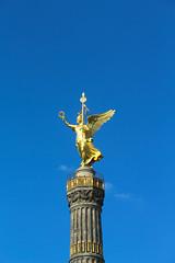 (Ir. Drager) Tags: berlin monument germany tiergarten siegessule 1873