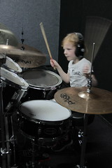 Abby-drumles-510 (leoval283) Tags: percussion abby nora lessons rockschool drummen fruitweg