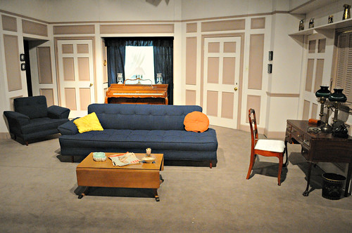 I Love Lucy Show Living Room Set Part 75