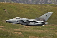 Marham's finest through cad (Dafydd RJ Phillips) Tags: raf royal air force mach loop marham panavia tornado gr4