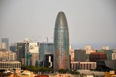 Torre Agbar (honeycri) Tags: barcelona nikon catalunya torreagbar barcellona spagna catalogna nikond3200