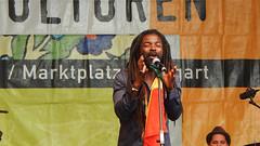 Rocky Dawuni (offroadsound) Tags: rockydawuni reggae ghana stuttgart openair liveconcert festivalofcultures consciousness singer