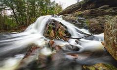 Purgatory Falls (Robert Allan Clifford) Tags: water waterfall newengland newhampshire nh falls milford purgatoryfalls robertallanclifford robertallancliffordcom