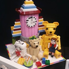 Check out this incredible Play School creation by Mel at #brickexpo. Absolutely awesome. #lego #playschool #afol #bricknetwork #photos #photography #camera #legophoto #toyphoto #minifig #minifigures #photo #toy #brickphoto #brick #piece #micro #minifigure (Bricktease) Tags: instagram lego afol toy photo photos photography star wars marvel lotr upload bricktease movie poster film
