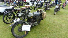 1942 BSA M20 Motorcycle (bertie's world) Tags: motorcycle lincolnshire steam rally 2016 1942 bsa m20 lincoln showground