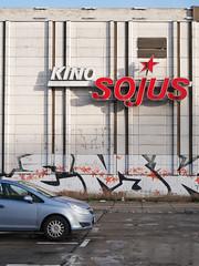Das Kino Sojus. / 09.01.2016 (ben.kaden) Tags: berlin marzahn heleneweigelplatz kinosojus architekturderddr 2016 09012016
