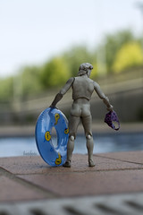 Ultimo bao del ao ! Al agua patos !! (Heniferu) Tags: heniferu toy david figma revoltech canon