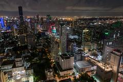 2016/07/19 20h29 depuis le toit du Sky Bar (Valry Hugotte) Tags: bangkok thalande thailand skybar panorama vue toit