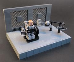 Re-Birth Machine (Grantmasters) Tags: robocop robocoptober custom minifig lego murphy ocp