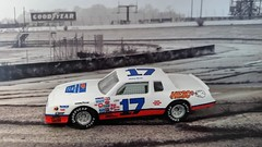 1983 Sterling Marlin 83 Chevy Monte Carlo (G-Man's NASCAR Minatures) Tags: gcast custom scf rookie