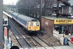 305 515 (Sparegang) Tags: 305515 geemu networksoutheast grays class305 emu britishrail easternregion ltsr