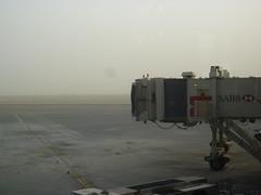 201504004 Riyadh airport (taigatrommelchen) Tags: sky dawn airport explore riyadh ruh kingdomofsaudiarabia oerk 20150416