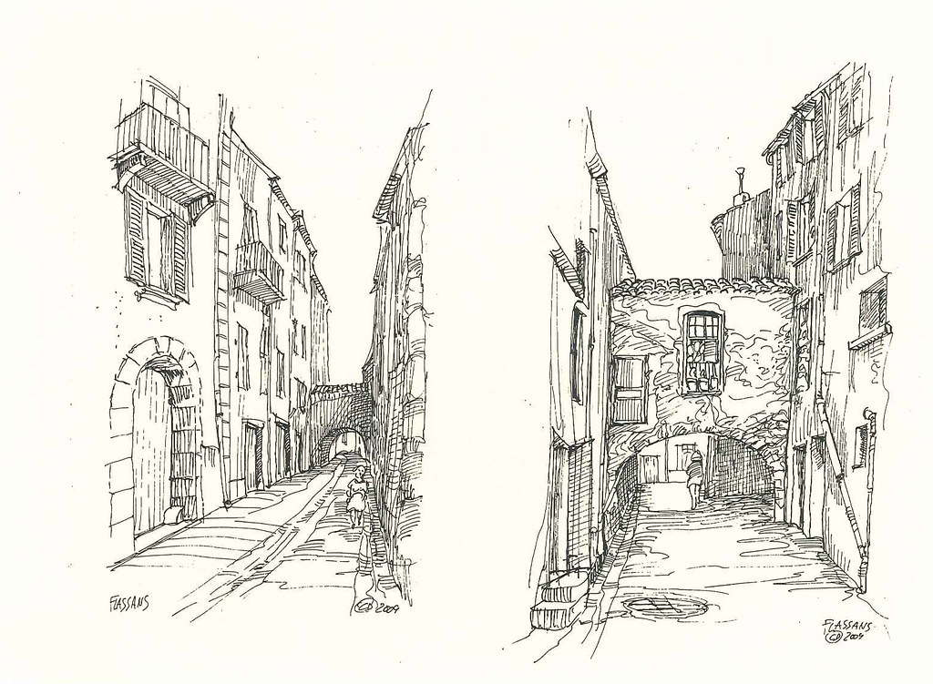 Rue de la Fontaine