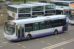 First Huddersfield 66774 (Bluke's Photography) Tags: urban west bus eclipse volvo yorkshire first wright huddersfield vvs b7rle yj05 66774