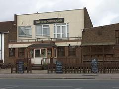 Dunstable, New Greyhound (Dayoff171) Tags: uk greatbritain england europe unitedkingdom bedfordshire eu pubs dunstable publichouses boozers newgreyhound lu63sj