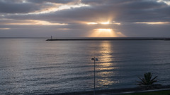 Forte de Santa Catarína┃DSC9432 (Anne Kaihola) Tags: holiday seascape portugal sunrise spring terceira auringonnousu portugali fortedesantacatarina azorit theazores merimaisema nikond610 annekaihola