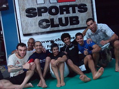 Seminario Werdum en Madrid-Spain 14-01-2010