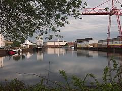 Schmiedinghafen Dortmund