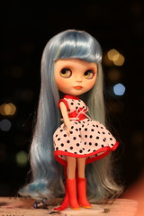 IMG_8190 (Ookami's sweet house) Tags: doll bjd customblythe obitsucustom classydoll dimdolllarina mystickids zinnadollmore