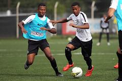 Arthur Gomes e Wellington (Santos Futebol Clube) Tags: ct santos fc rei sub17 pel