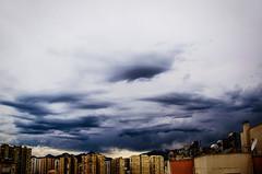 The season turns (Melissa Maples) Tags: mountains skyline clouds turkey spring nikon asia balcony trkiye antalya nikkor vr afs  18200mm  f3556g  18200mmf3556g d5100
