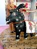 O Grande dia... (* Cláudia Helena * brincadeira de papel *) Tags: wedding brazil love brasil amor felicidade casamento papermache noivinhos papiermachè papelmachê cláudiahelena vanessaefelipe