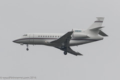 N1818S - 2005 build Dassault Falcon 900EX, on approach to Runway 23R at Manchester (egcc) Tags: man manchester falcon lightroom falcon900 dassault 153 ringway bizjet egcc falcon900ex n1818s stephensgroup n7818s