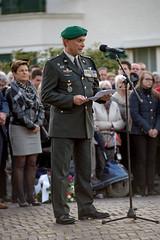D5A_0954 (Frans Peeters Photography) Tags: commando roosendaal 4mei dodenherdenking majoor commandotroepen leorooijakkers