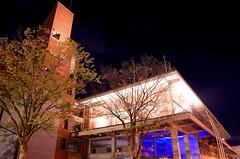 Hirosaki City Hall (ELCAN KE-7A) Tags: city japan hall pentax aomori  hirosaki  2016  kunio  maekawa   k5s