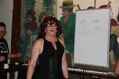 May 2016 (Patrice Bailey) Tags: leather bar club out glasses tv cd crossdressing tgirl transgender tranny transvestite crossdresser crossdress ts gurl tg tgurl
