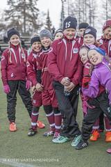 1604_FOOTBALL-124 (JP Korpi-Vartiainen) Tags: game girl sport finland football spring soccer hobby teenager april kuopio peli kevt jalkapallo tytt urheilu huhtikuu nuoret harjoitus pelata juniori nuori teini nuoriso pohjoissavo jalkapalloilija nappulajalkapalloilija younghararstus