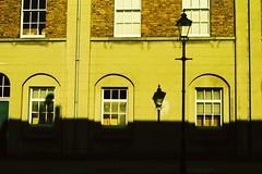 Around Castlefield (lynnmariehall) Tags: city urban film architecture analog 35mm buildings town lomo xpro lomography nikon f65 analogue castlefield