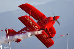 SEAN D. TUCKER AND TEAM ORACLE (Steven Weng) Tags: canon oracle team d aircraft aviation sean and tucker chino aerobatic planesoffame eos7d2