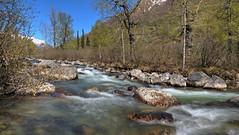 Almost Summer (jack4pics) Tags: hot alaska river spring morewater lilsu