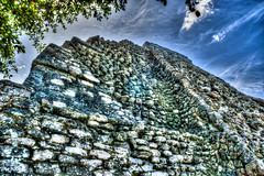 Mexique-60 (lelou66) Tags: hdr mexique mexic maya mayans ruines chacchoben hdrenfrancais