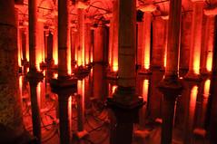 Yerebatan Sarayi - Istanbul (fabriciodo) Tags: reflexions istambul yerebatan