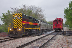 The Junction (Trainboy03) Tags: iowa ia interstate davenport 700 iais 9431
